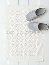 Полотенце для ног 50x80 PAVIA RENA ECRU молочный