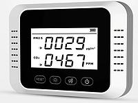 Індикатор аналізатор якості повітря СО2 звуковий, фото 1