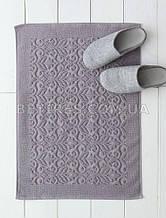 Полотенце для ног 50x80 PAVIA RENA ANTRASIT антрацитовый