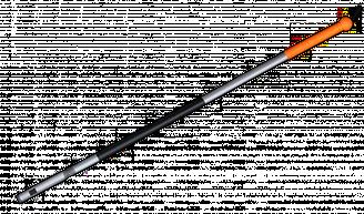 Черенок металлический TQ, TQ-TS1