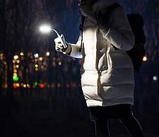 Лампа портативная USB Xiaomi MI LED LIGHT Blue (NA-58615), фото 2