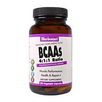 BCAAs Розгалужені Ланцюги Амінокислот 120 гельових капсул