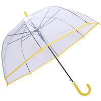 Зонт-трость полуавтомат 60см 8сп, фото 1