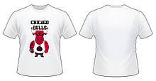 Футболка «Chicago bulls»