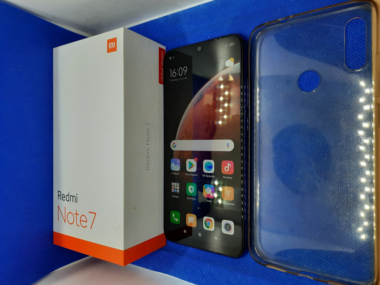 Xiaomi Redmi Note 7 4/64GB ідеал #1260ВР