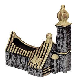 Подсвечник керамический Храм