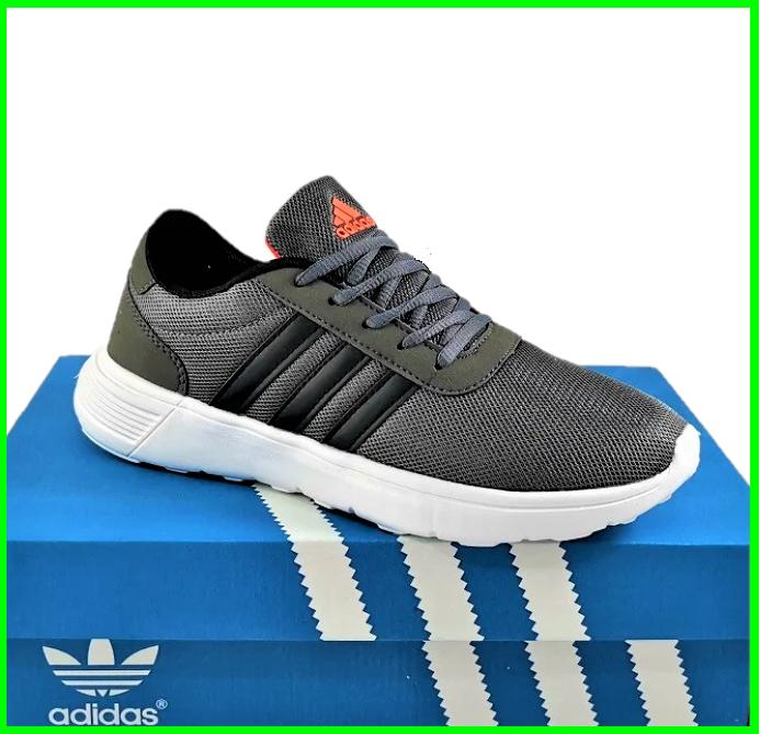 Кроссовки Adidas Мужские Серые Адидас BOOST (размеры: 41,42,43,44,45) Видео Обзор