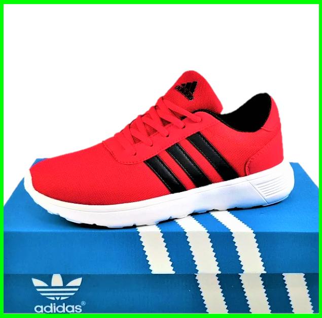 Кроссовки Adidas Мужские Красные Адидас BOOST (размеры: 41,42,43,44,45) Видео Обзор