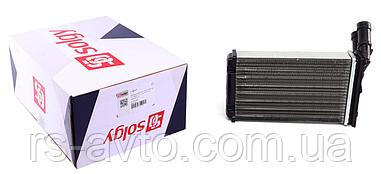 Радиатор печки Citroen Berlingo/Peugeot Partner 96- (157x234x42)