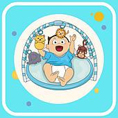 Килимки для немовлят