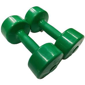Гантели для фитнеса Титан 3 кг х 2 шт.