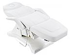 Електричне косметичне крісло білий, фото 3