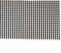 Коврик для сервировки стола серебристо-черного цвета 450*300 мм (шт)