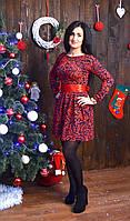 """Молодежное стильное  платье   """"016"""", фото 1"""