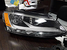 Фара правая DEPO VW Jetta 2011-2017