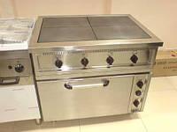 Тепловое оборудование в Харькове (плита электрическая 4-х конф. с духовкой)