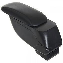 Подлокотник автомобильный Elegant Maxi EL 100 516 черный выдвижной, универсальный