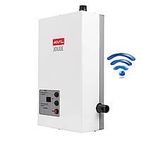 Котел электрический с Wi-Fi управлением и 3-х ступенчатой защитой AVL JOULE 6 КВТ AJ-6SW 220/380V