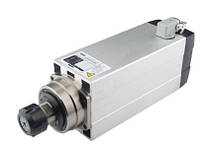 Шпиндель з повітряним охолодженням для верстатів з ЧПУ - Серія WHD, фото 1