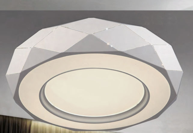 Светодиодная люстра Altalusse INL-9348C-54 White