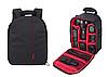 Універсальний фоторюкзак для фото і відео аксесуарів