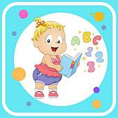 Книжки, Пазли, Картки -для малюків
