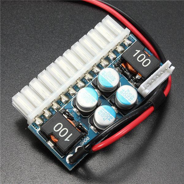 Преобразователь DC-ATX-180W, pico-PSU 180Вт