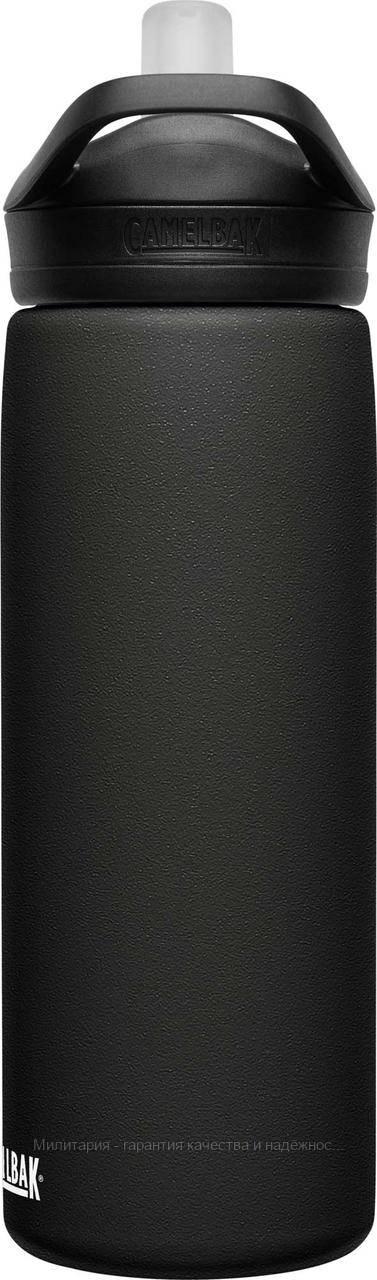 Термофляга для води CamelBak Eddy+ SST Vacuum Insulated  20oz, Black (0,6 л)