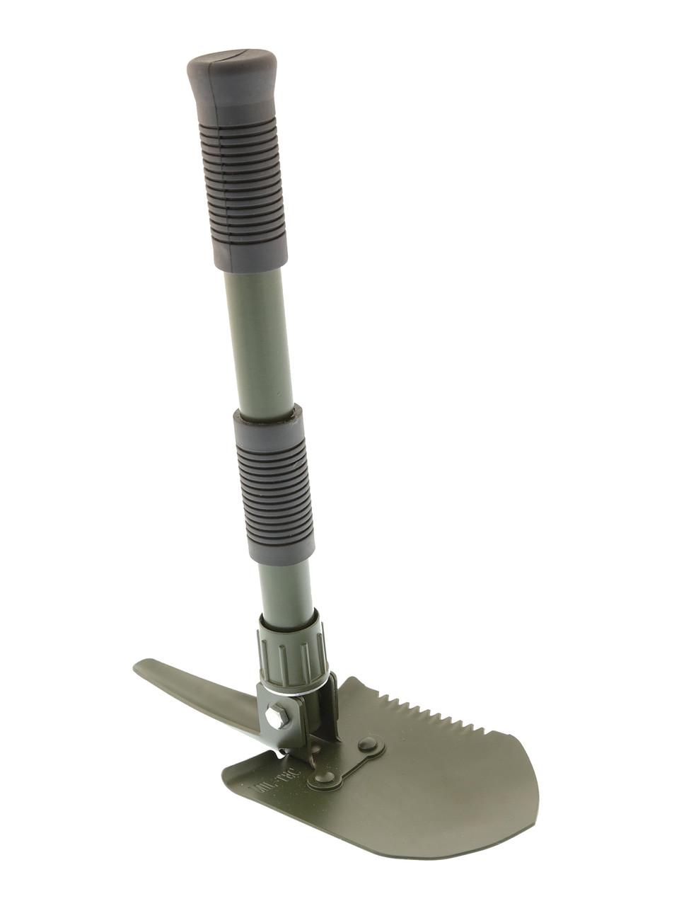 Лопата складная компактная MIL-TEC MINI Olive, 15525000