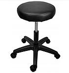 Табурет стілець хокер косметичний Callisimo Promos чорний, фото 3