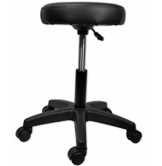 Табурет стілець хокер косметичний Callisimo Promos чорний