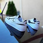 Женские кроссовки Nike Air Force 1 Shadow (белые с черным) 20205 повседневные демисезонные кроссы, фото 7