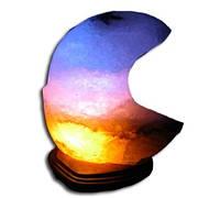 Соляной светильник Месяц 3-4кг.
