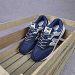 Чоловічі рефлективні кросівки New Balance 997H (сині) 10361 демісезонна спортивна якісна взуття, фото 10