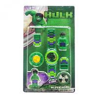 """Детский набор """"Hulk"""" с часами SM545"""