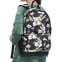 Рюкзак городской Style принт цветы