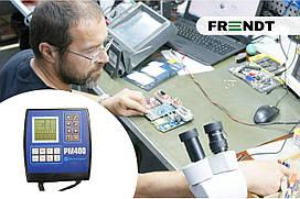 Ремонт монітора висіву сівалки Massey Ferguson (заміна монітора, діагностика)
