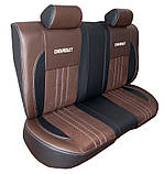 Чехлы Chevrolet Lacetti 2004-2013 Нубук, фото 5