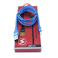 USB дата кабель Lightning для Apple Iphone 5 6 7 8 X XS XR, в оплетке