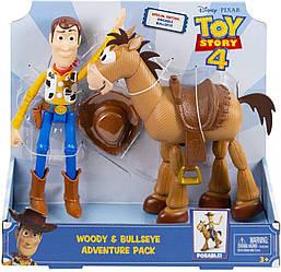 Набір фігурок Історія іграшок Дісней Deluxe Disney оригінал