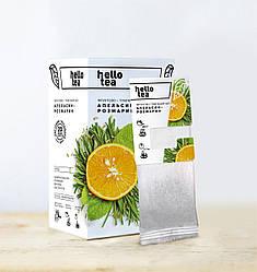 Фруктово-травяной чай Апельсин-Розмарин Hello Tea 20 пак