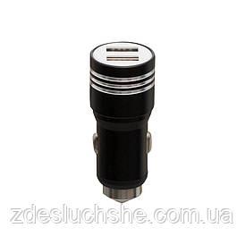 Авто Usb адаптер Hammer II 2 Usb 2400 mAh SKL11-229276