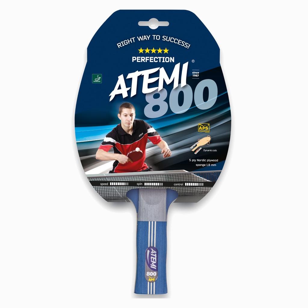 Ракетка для настольного тенниса ATEMI 800 APS