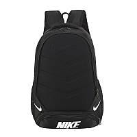 Спортивный городской черный рюкзак Nike