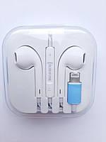 Наушники Borofone c Lightning connector для IPhone 7/8/X/XR/11 (Pop-Up)
