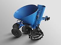 Картофелесажалка ТМ Шип (ленточная, 20 л) с транспортировочными колесами