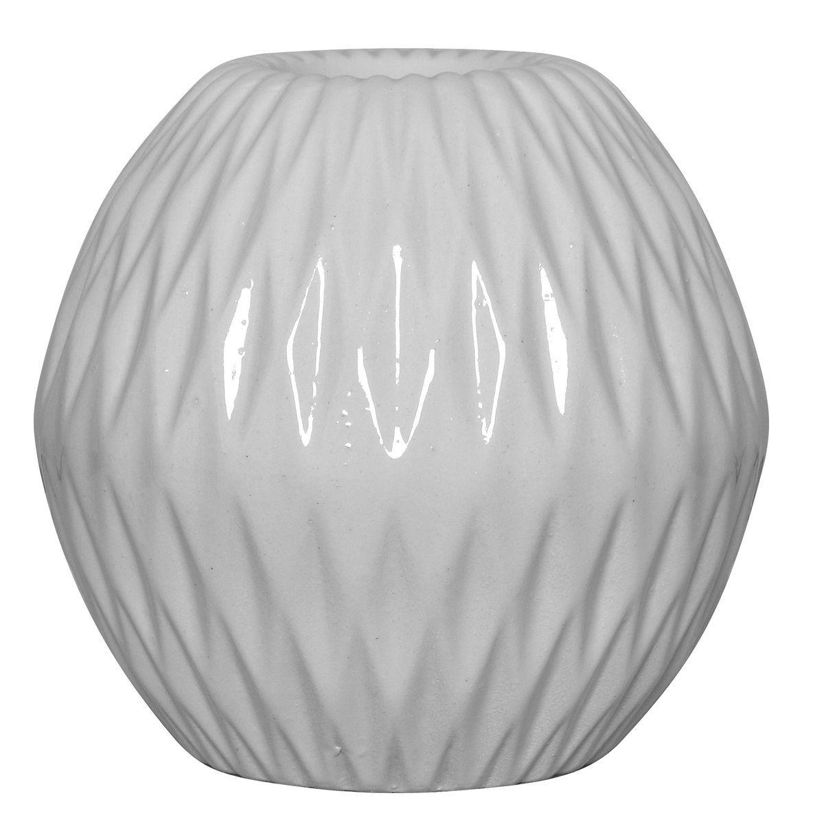 Ваза керамічна Жабо
