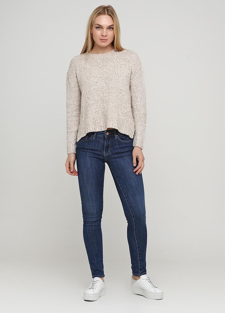 Женские джинсы H&M 28(165/72) темносиний