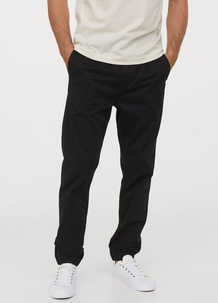 Мужские джинсы H&M S(170/80)  черный