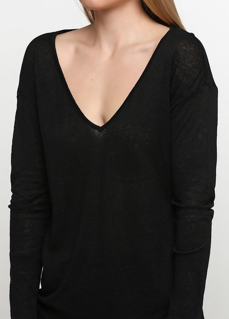 Женская кофта H&M S черный